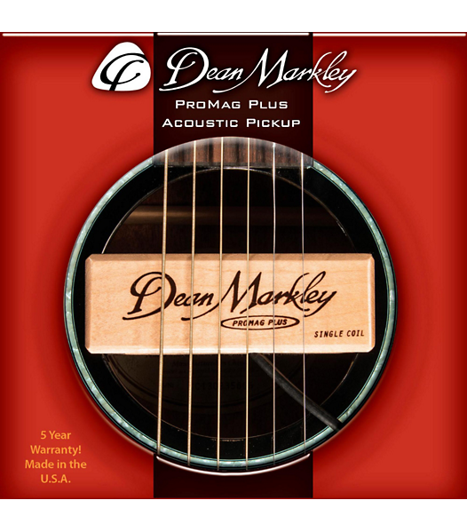 DEAN MARKLEY DM3010A PROMAG PLUS ACOUSTIC PICKUP SOUNDHOLE