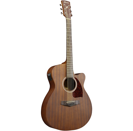 IBANEZ PC12MHCEOPN PERFORMANCE  ACOUSTIC ELECTRIC GRAND CONCERT GUITAR - OPEN PORE NATURAL