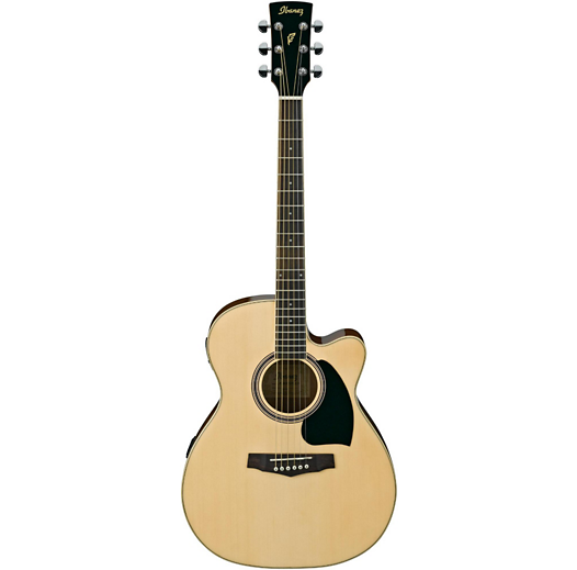IBANEZ PC15ECENT PERFORMANCE  ACOUSTIC ELECTRIC GRAND CONCERT GUITAR - NATURAL HIGH GLOSS