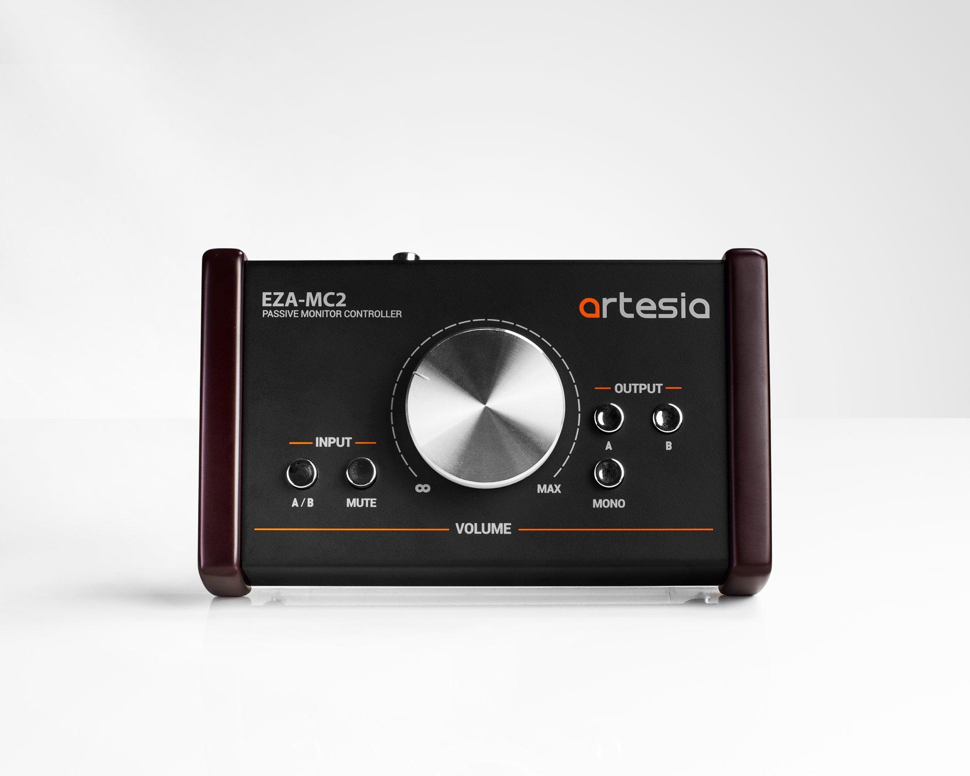 ARTESIA EZA-MC2 PASSIVE MONITOR CONTROLLER