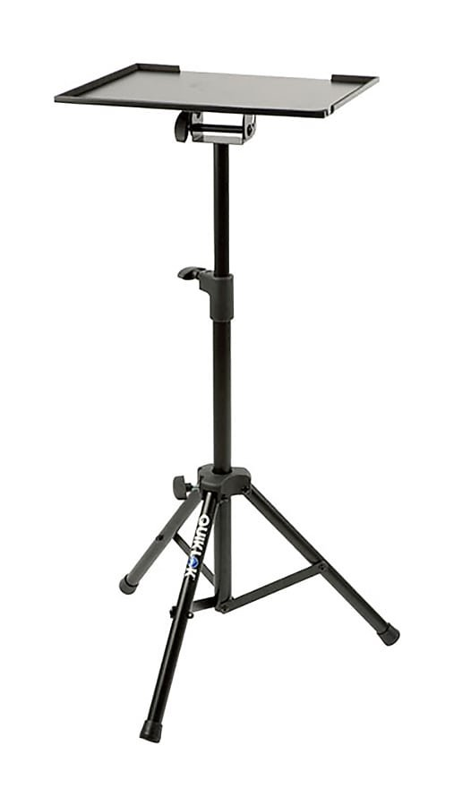 QUIK LOK LPH-001 TRIPOD STAND FOR LAPTOP/MIXER/PERCUSSION