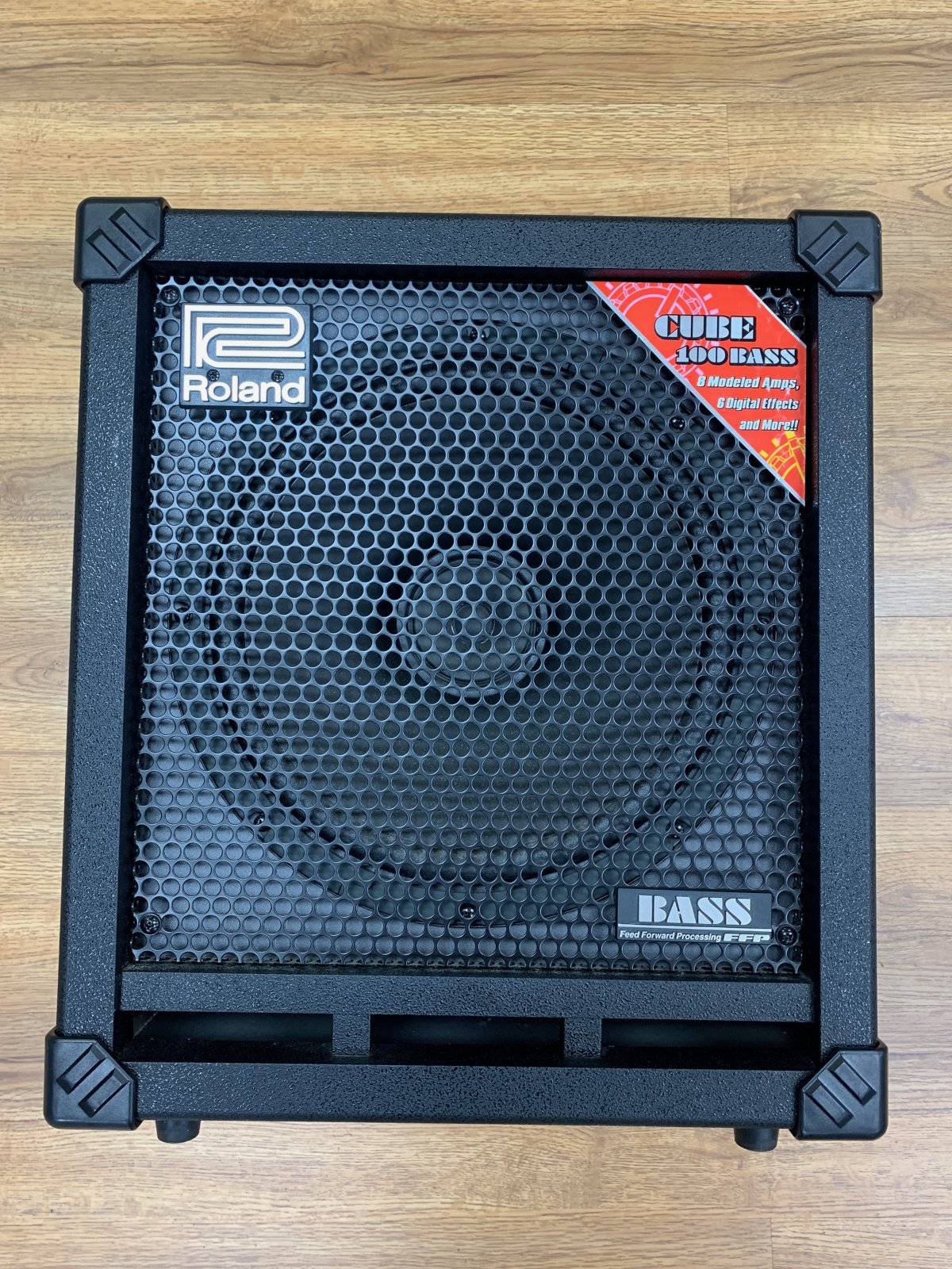 ROLAND CB-100 CUBE 100 BASS COMBO AMPLIFIER 100W 12 W/COSM DFX (USED)