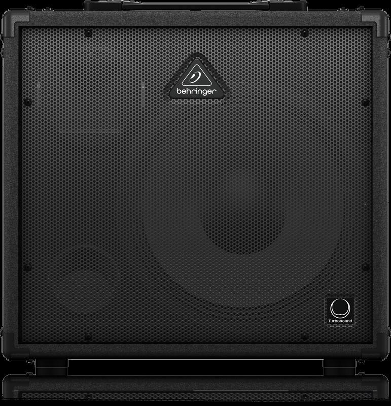 BEHRINGER ULTRATONE KXD12 KEYBOARD AMP 4 CH. 600W 1x12 TURBOSOUND FX