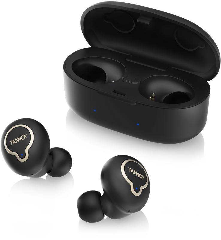TANNOY LIFE BUDS AUDIOPHILE WIRELESS EARBUDS WITH IMMERSIVE SINGLE POINT SOURCE AUDIO