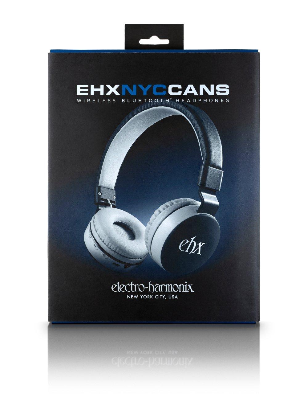 EHX NYC CANS BLUETOOTH HEADPHONES