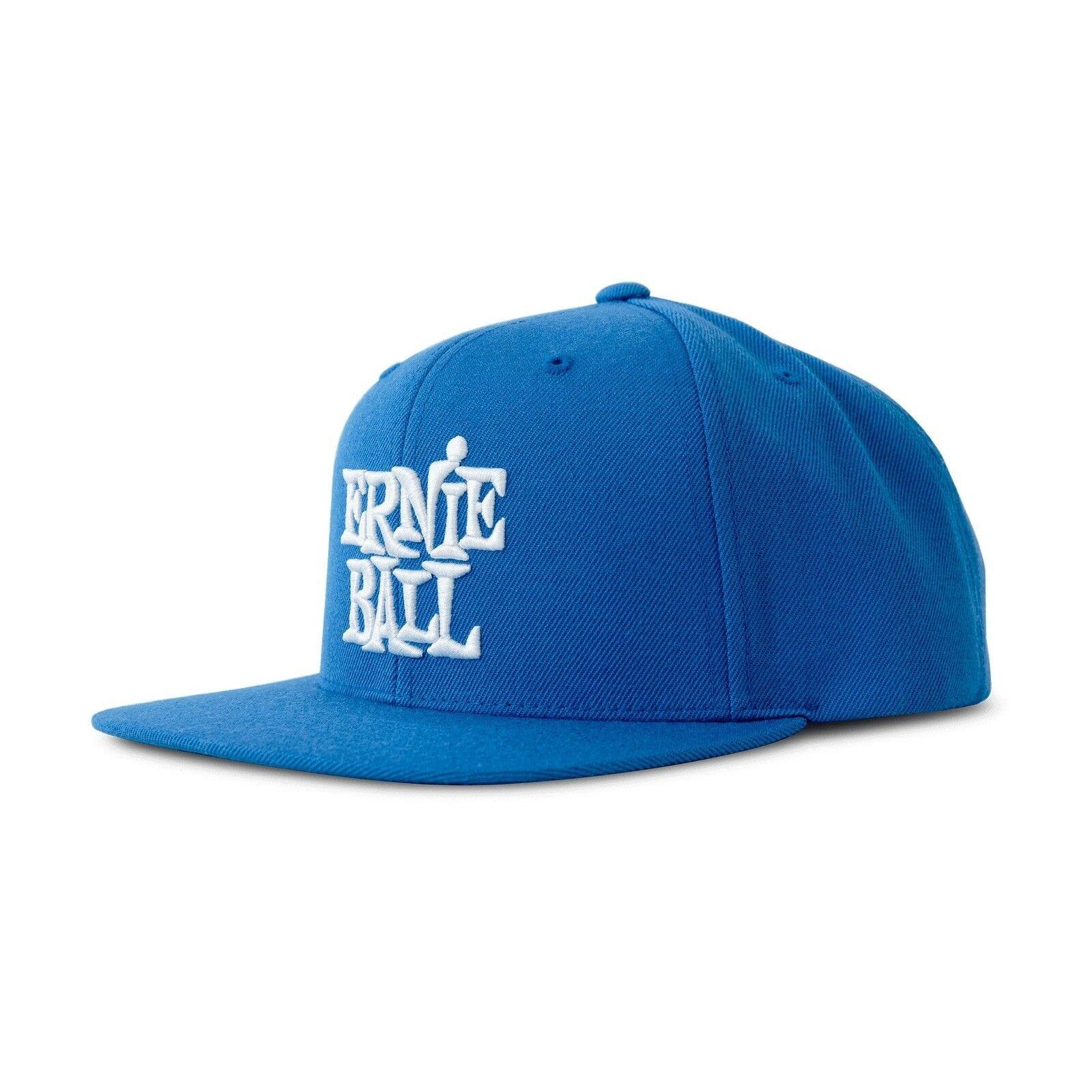 ERNIE BALL P04156 MUSIC MAN BLUE CAP W/ WHITE ERNIE BALL LOGO