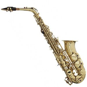 Alto Sax Outfit - Rent to Own