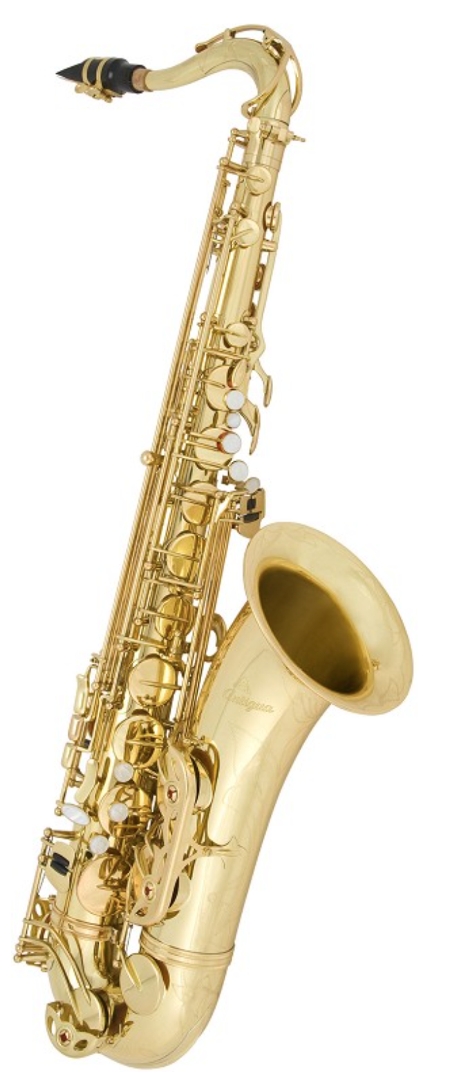 ANTIGUA WINDS TS4240LQ POWERBELL TENOR SAXOPHONE LACQUER BODY AND KEYS