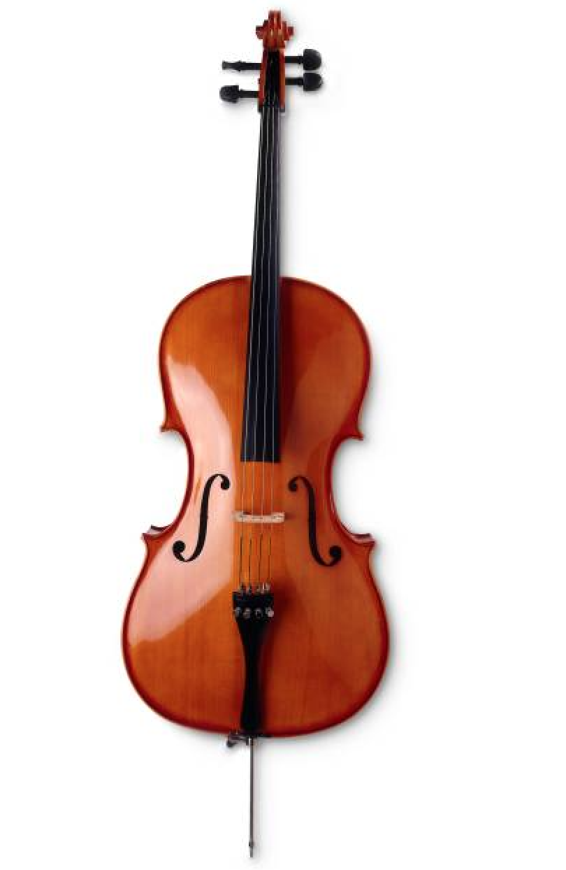 RENT TO OWN BAND CELLO 4/4 SIZE OUTFIT