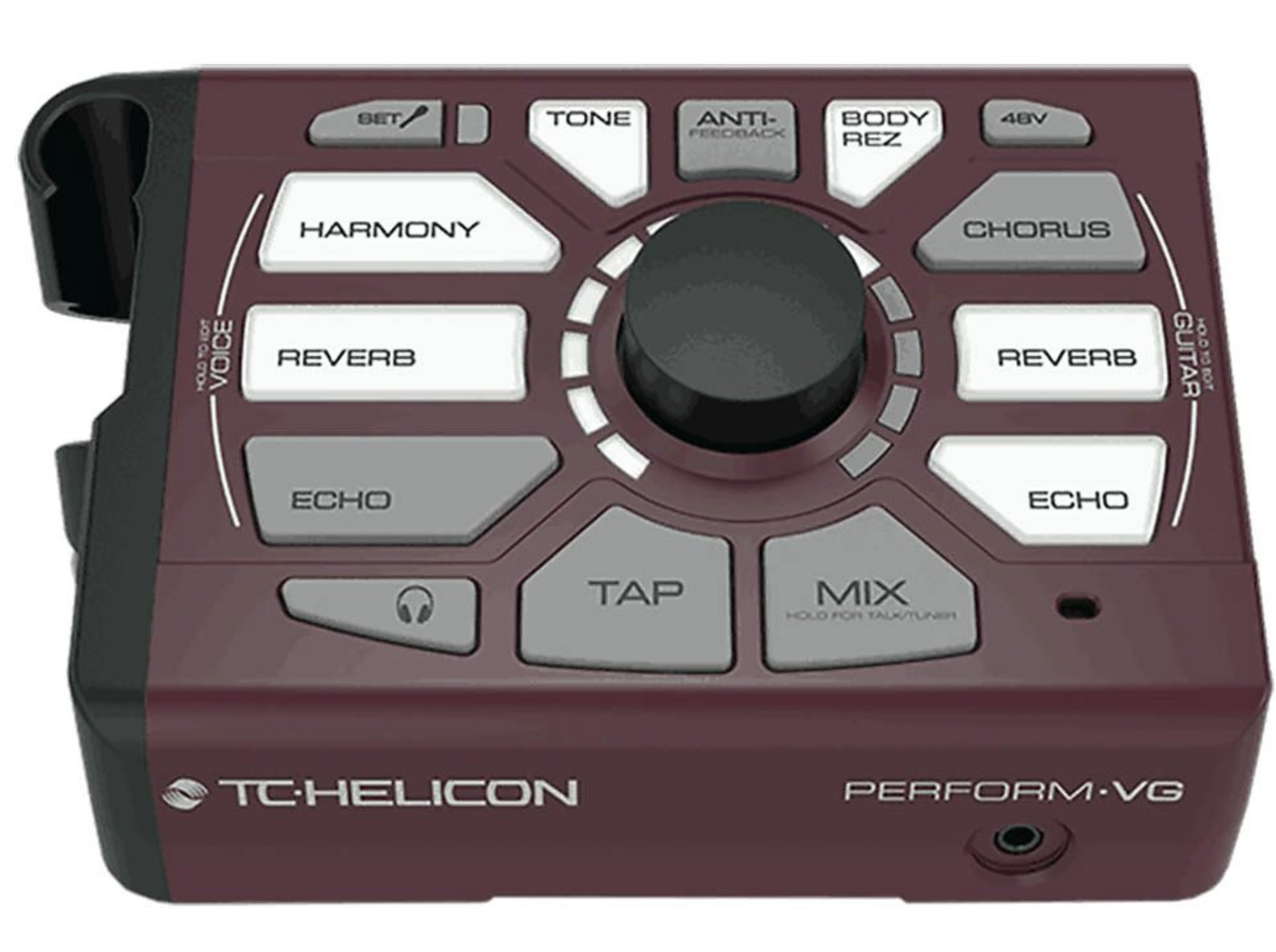 TC HELICON PERFORM-VG VOCAL PROCESSOR FOR ACOUSTIC GUITAR PLAYER (996369005)