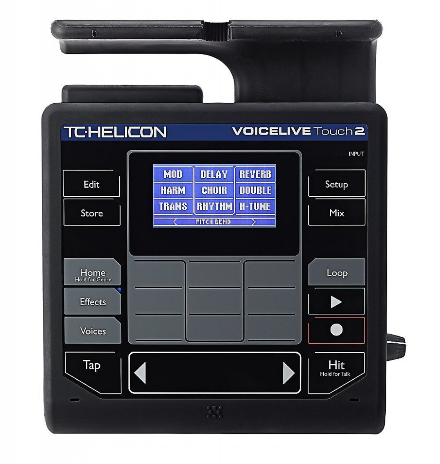 TC HELICON VOICELIVE TOUCH 2 VOCAL EFFECTS PROCESSOR (996358005)