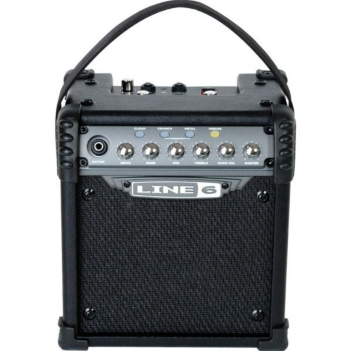 Line 6 Micro Spider (Battery-Powered Amp)