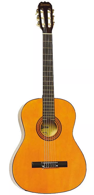 LAUREN LA100C CLASSICAL GUITAR 4/4 SIZE NATURAL