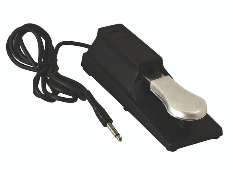 ON STAGE KSP100 SUSTAIN PEDAL PIANO STYLE POLARITY SWITCH