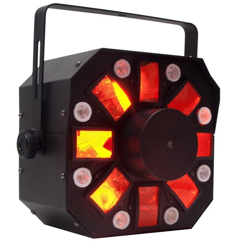 AMERICAN DJ STI960 STINGER MOONFLOWER STROBE & LASER