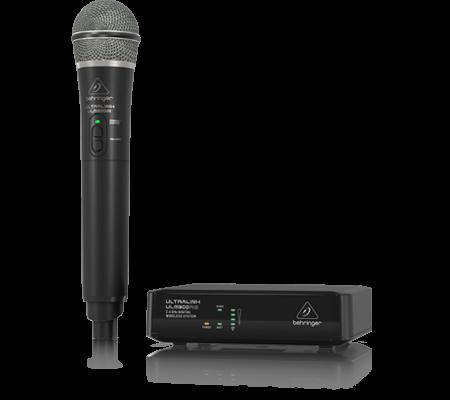 BEHRINGER ULTRALINK ULM300MIC DIGITAL WIRELESS MICROPHONE & RECEIVER