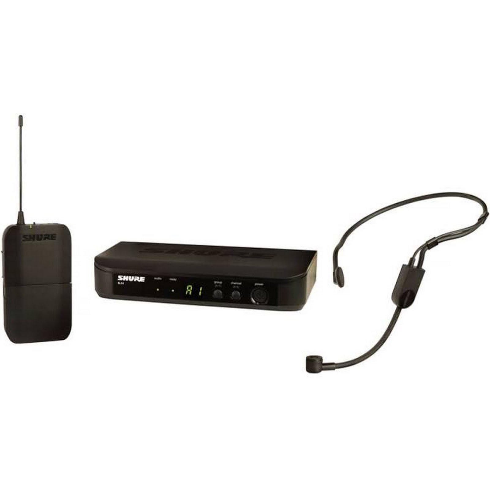SHURE BLX14/P31-H9 WIRELESS HEADSET MICROPHONE SYSTEM BAND H9