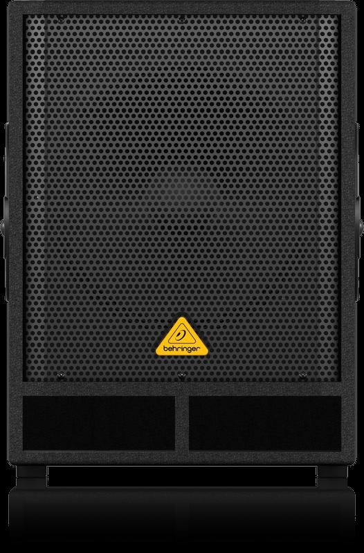 BEHRINGER EUROLIVE VQ1500D ACTIVE SUBWOOFER 15 500W W/XOVER