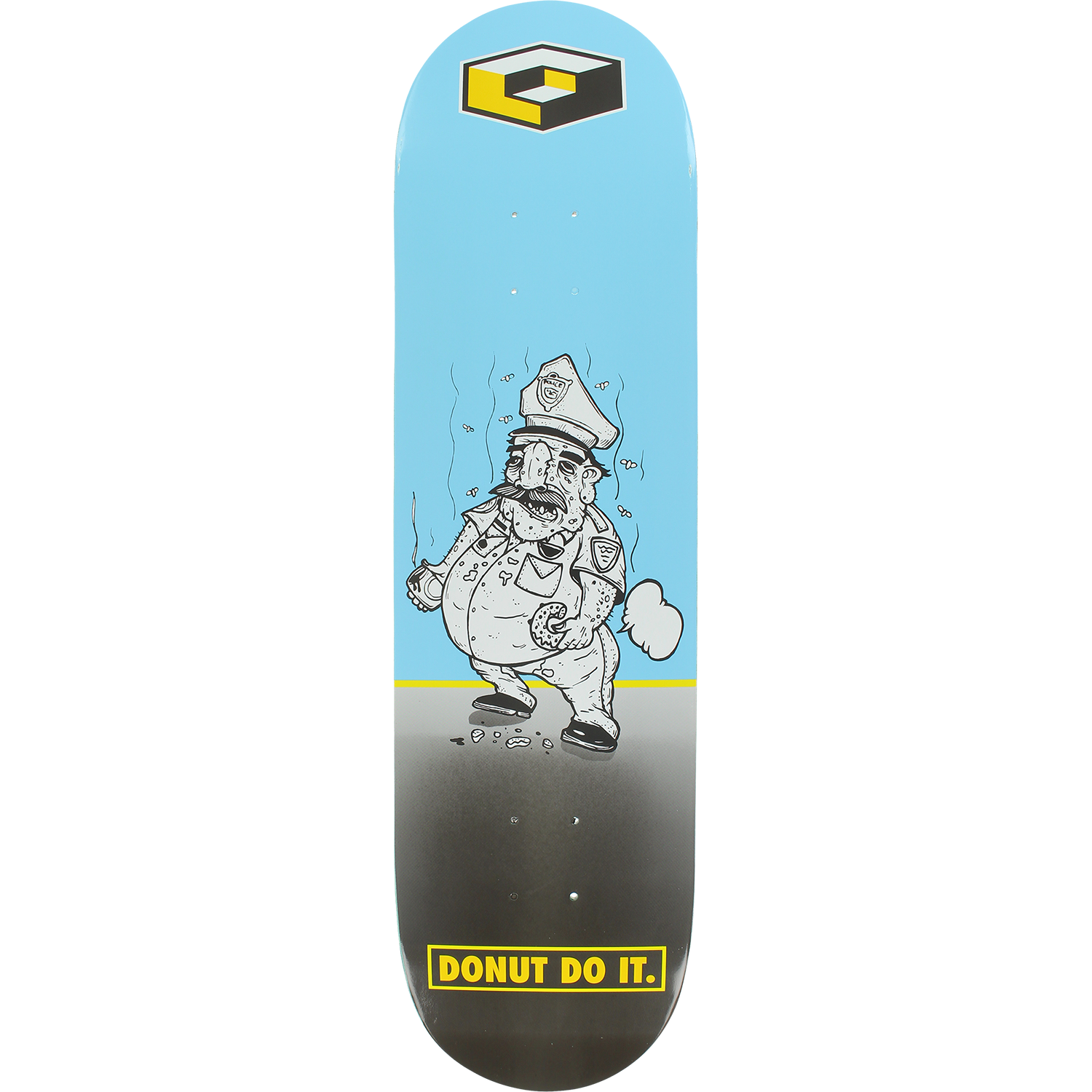 Consolidated Skate Deck 8.37
