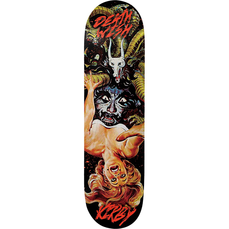 DeathWish Skate Deck 8.0