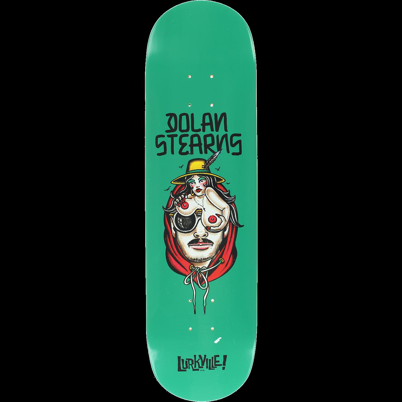 Lurkville Skate Deck 8.25