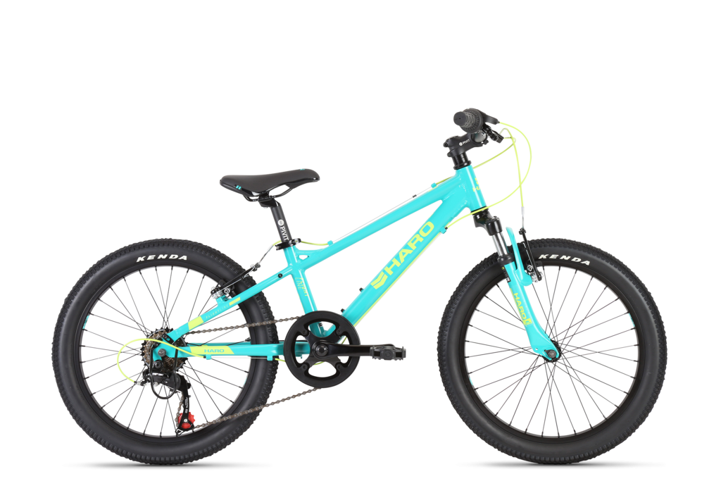 HARO FL 20 TEAL/YELLOW