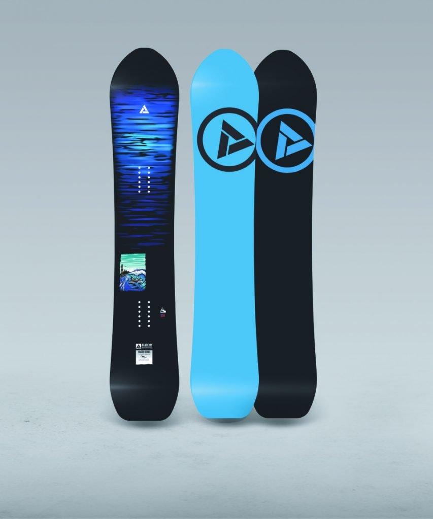 Academy Masters Snowboard