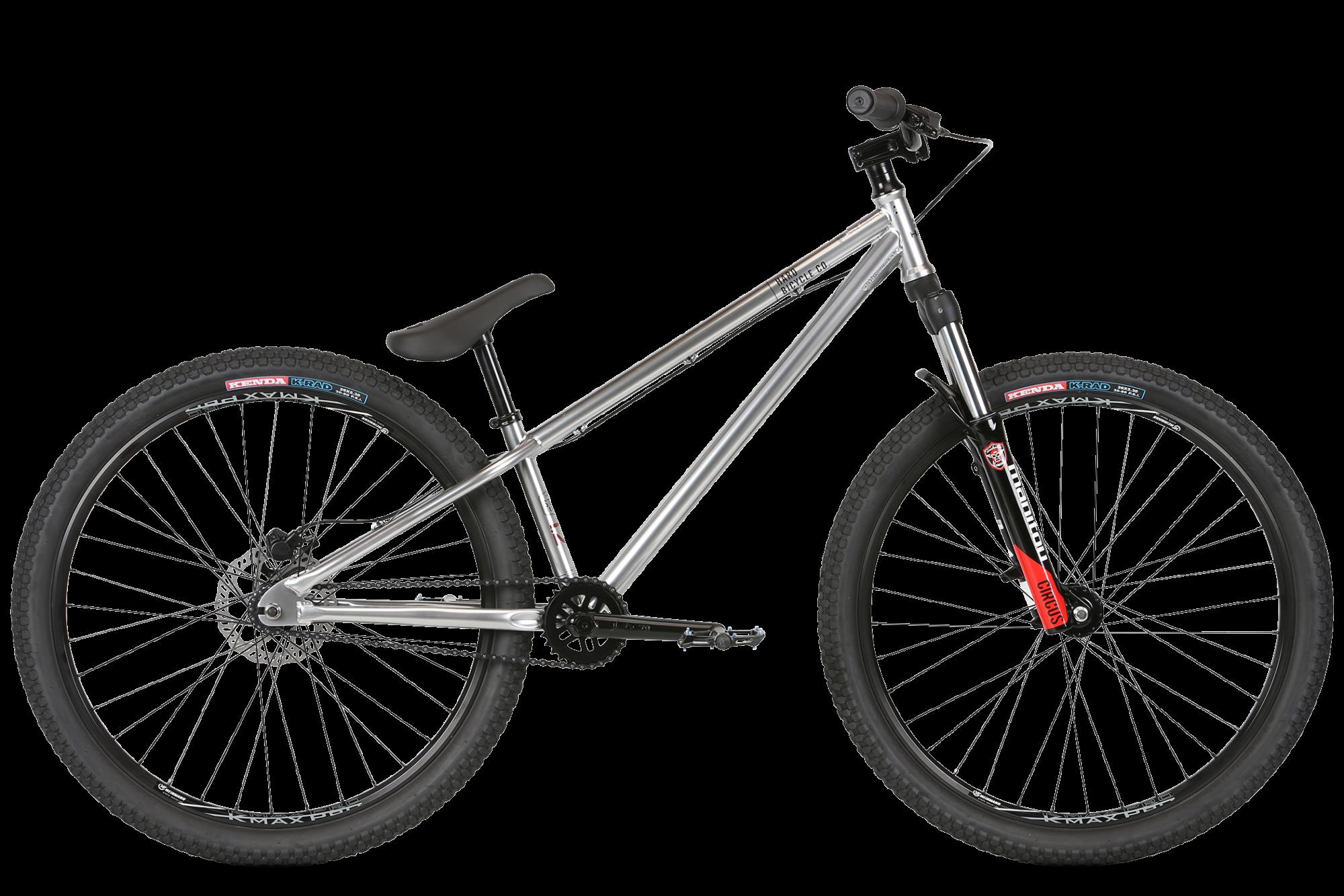HARO STEEL RESERVE 1.2 DIRT JUMPER BICYCLE