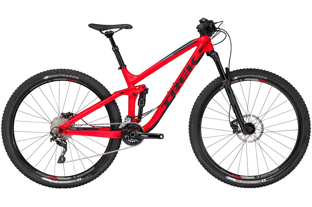 TREK FUEL EX 7 29er 17.5 RED