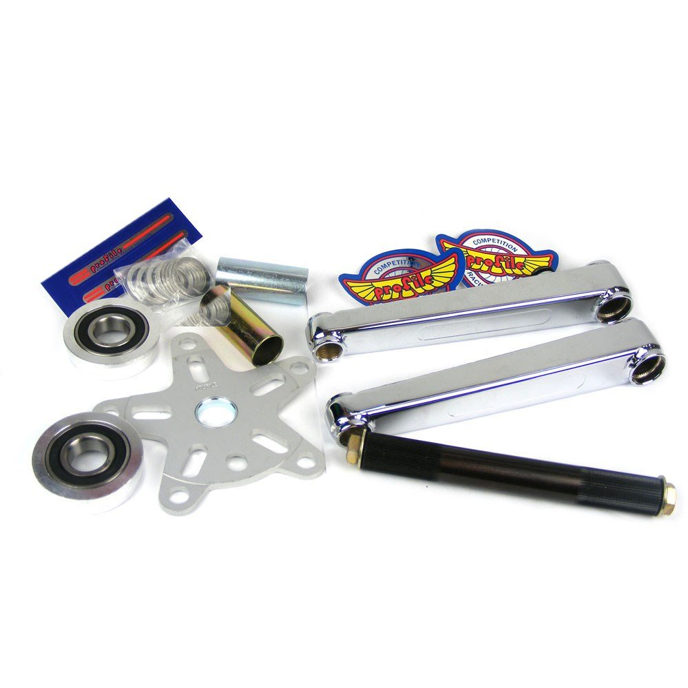 PROFILE 40TH RETRO CHROME CRANK SET