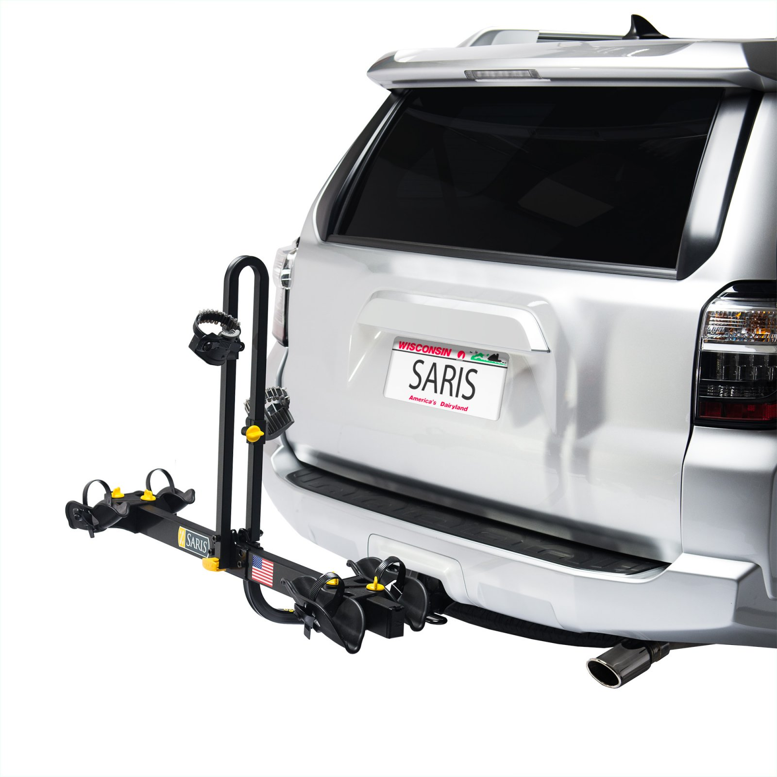 SARIS SRS FREEDOM 2 BIKE RACK