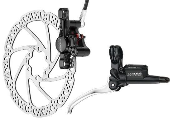 Tektro Hydraulic Disc Brake Kit