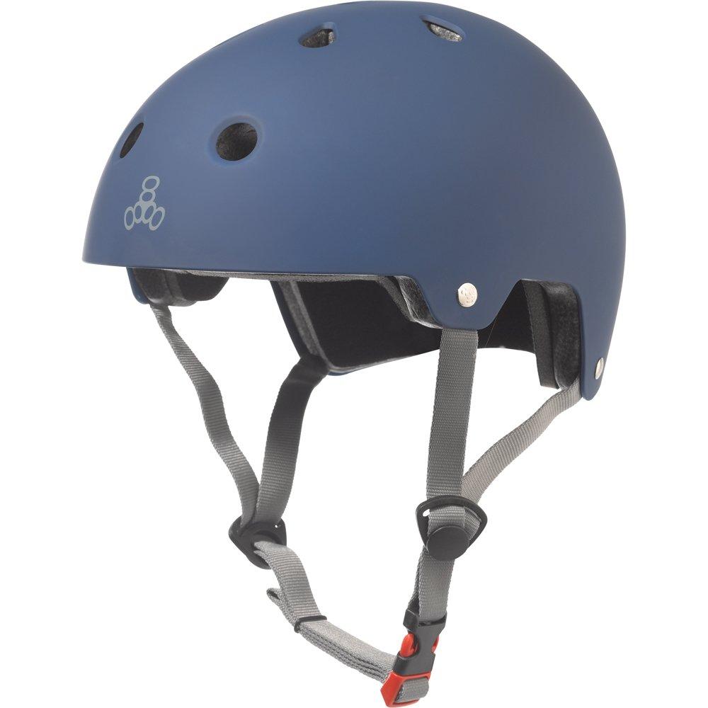 Triple 8 Dual Certified Skate BMX helmet