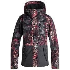 Roxy Jetty Block Jacket