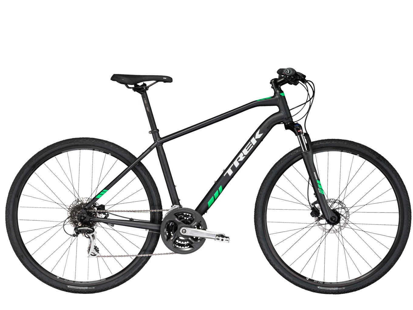 TREK DS 2 21 BLACK