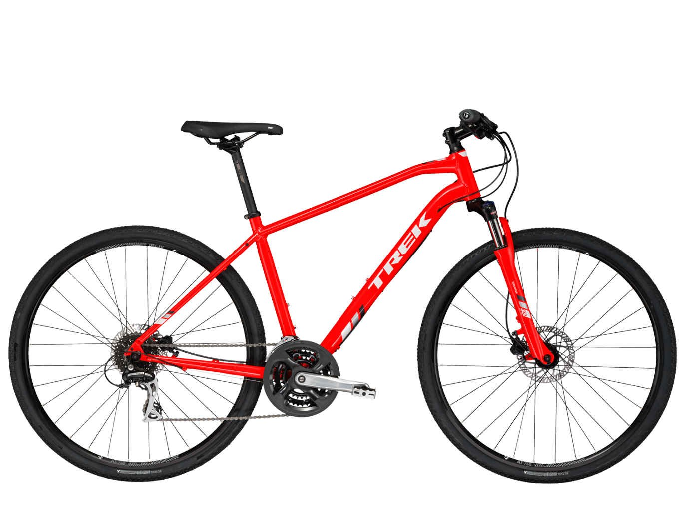 TREK DS 2 19 RED