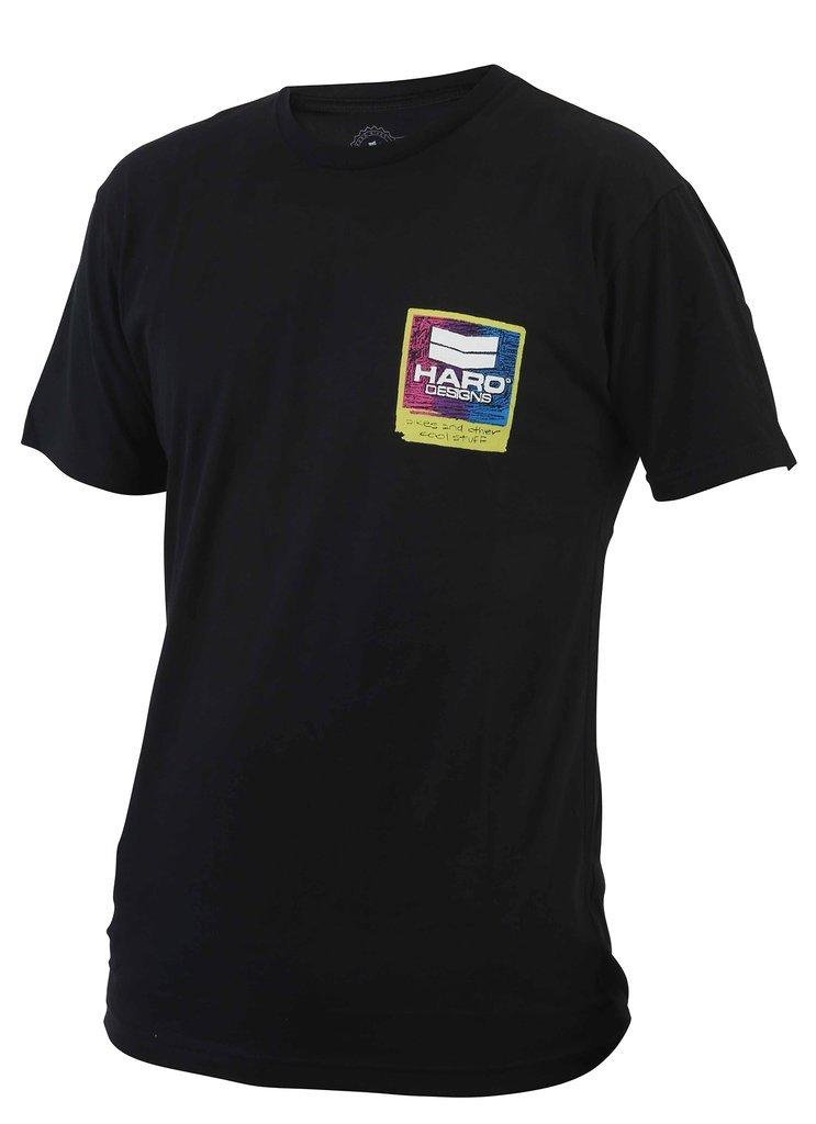 Haro Cool Stuff T-shirt Black XL