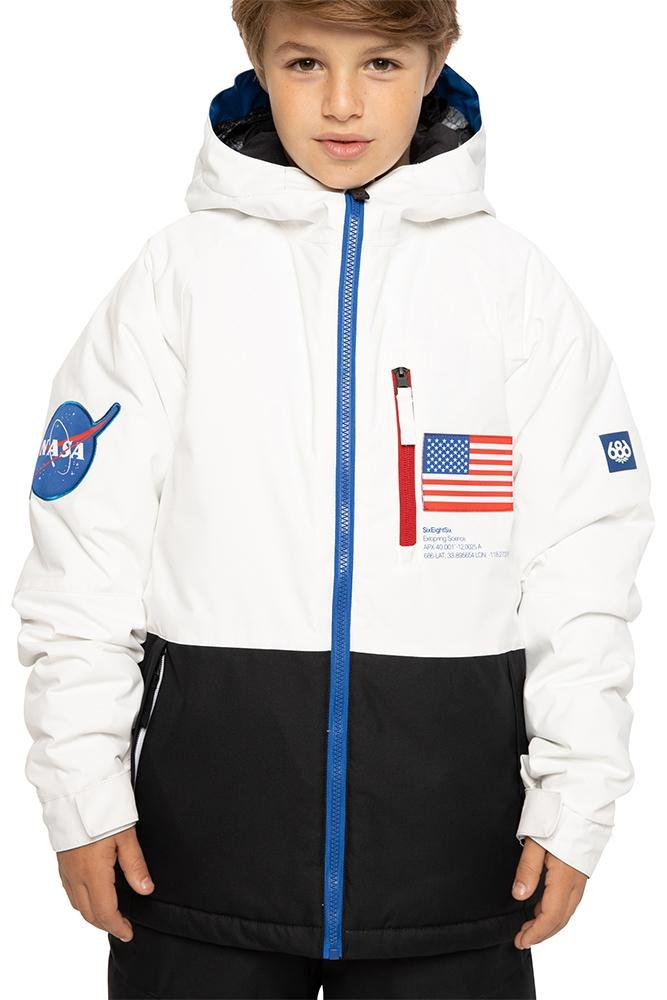 686 BOYS' NASA EXPLORATION INS Jacket