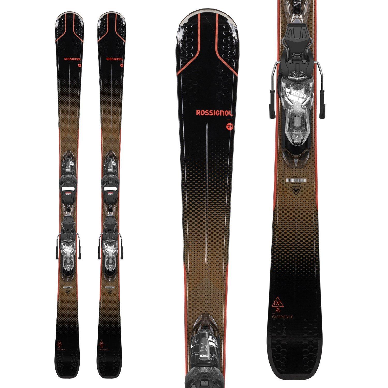 Rossignol Experience 76W w/10GW binding ski