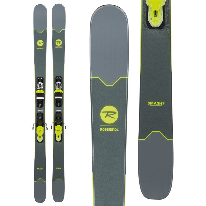 ROSSIGNOL SMASH 7 +XPRESS10 BINDINGS
