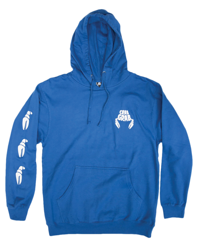 CRAB GRAB CLAW HOODY