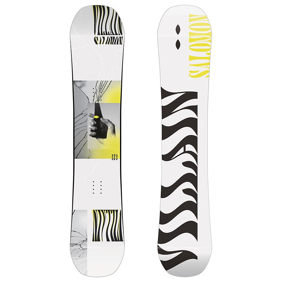 Salomon Villian Grom Snowboard