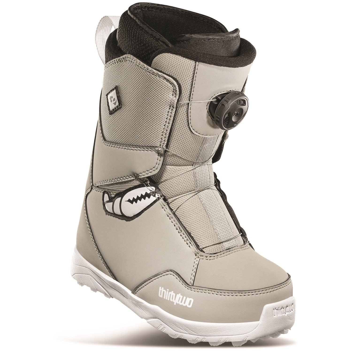 ThirtyTwo Youth Lashed Crab Grab Snowboard Boot '21