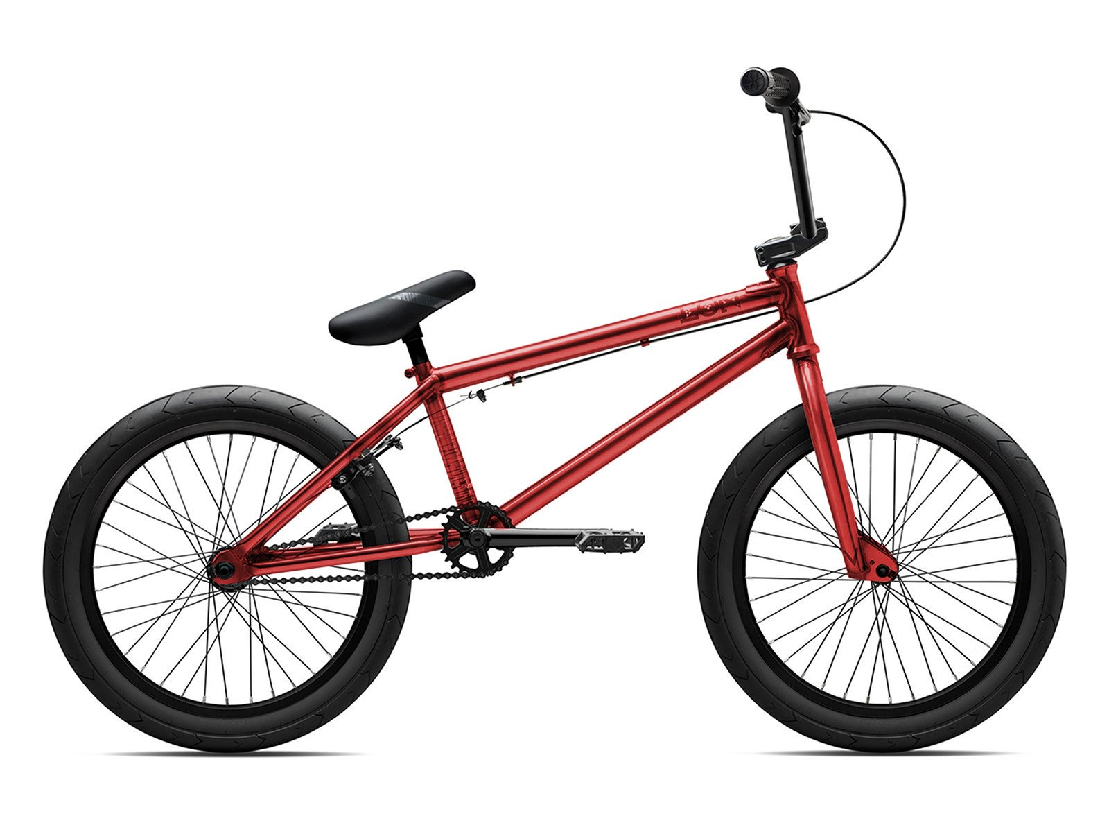 VERDE EON XL TRANS RED