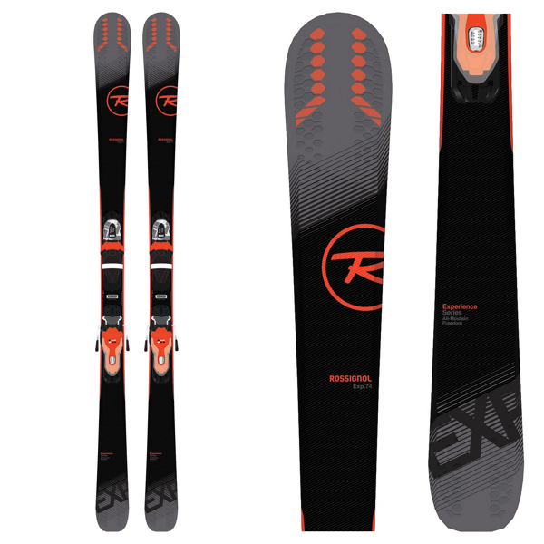 ROSSIGNOL EXPERIENCE 74 +XPRESS10 BINDINGS