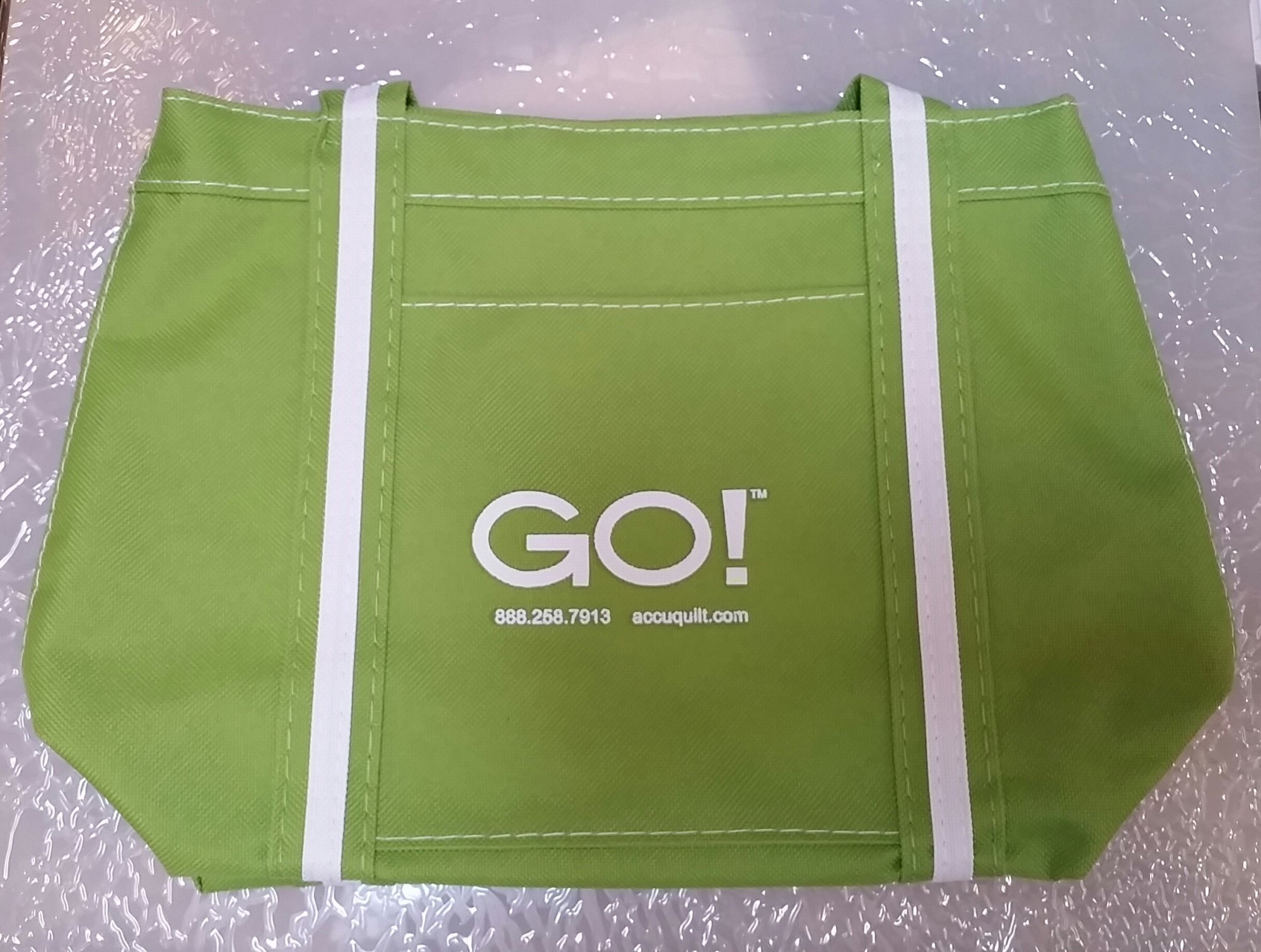 GO! Small Project Tote Bag