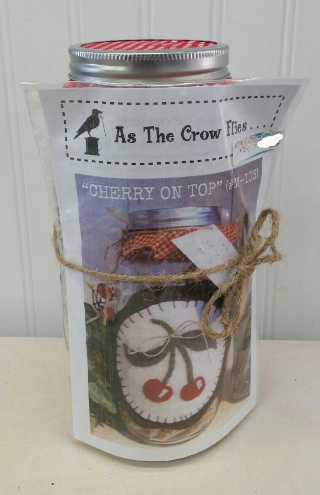 Cherry on Top Wool Kit