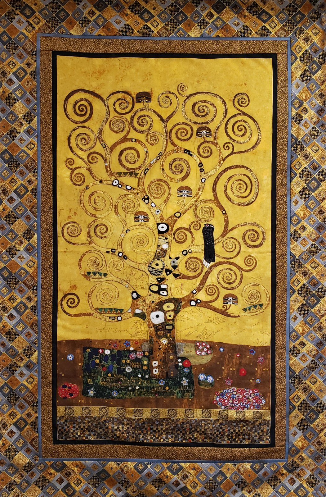 Gustav Klemt Tree of Life Kit