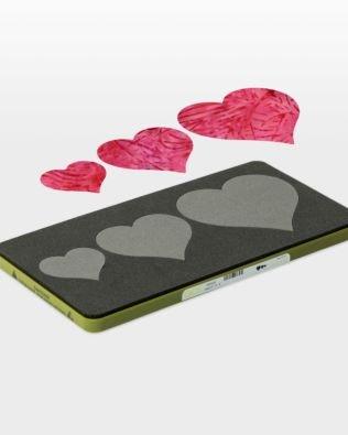 55029 - GO! Heart - 2 3 4