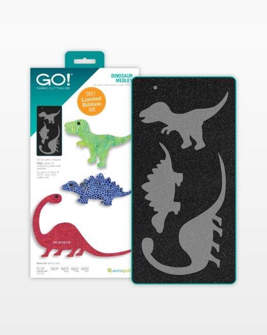 55213 - Go! Dinosaur Medley